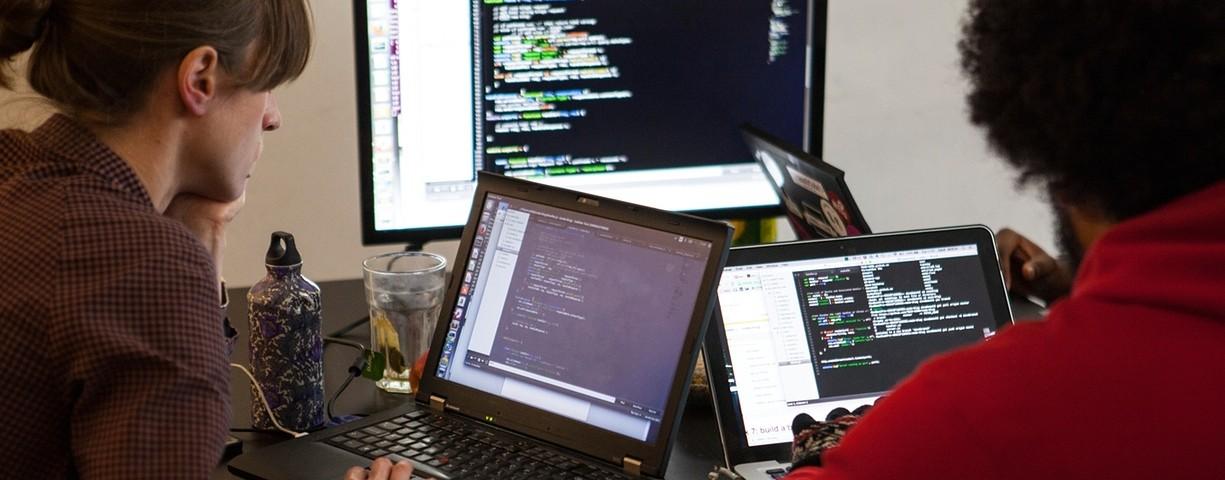 Uma pesquisa de 2013 descobriu que apenas 11,2% dos desenvolvedores são mulheres. Foto: Antonio Zazueta Olmos/Antonio Olmos