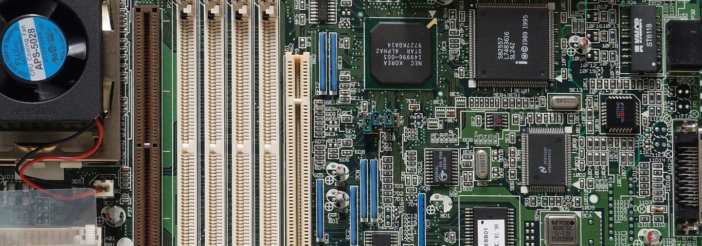 Computador: um amontoado de peças e lógica
