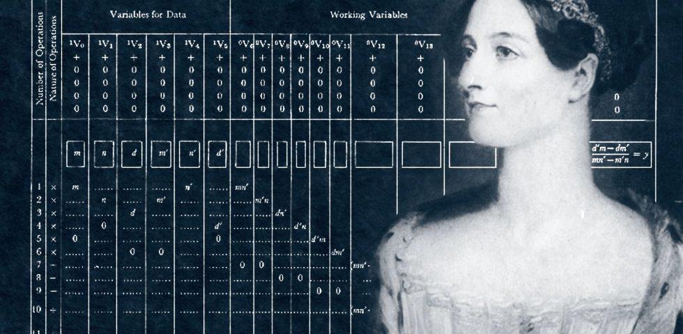 Resultado de imagem para Ada Lovelace