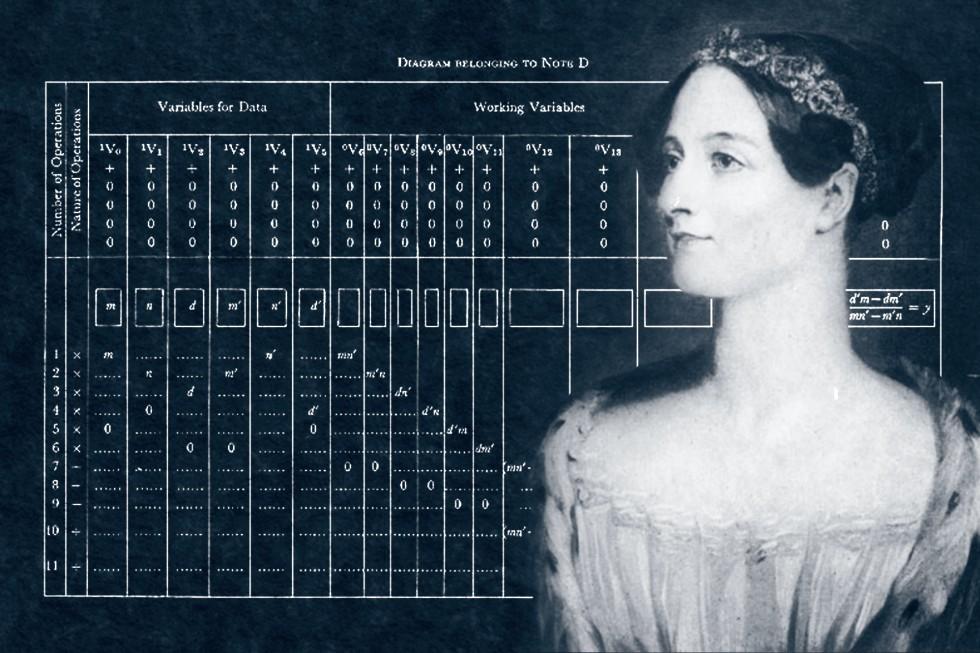 Como Ada Lovelace, filha de Lord Byron, se tornou a primeira programadora do mundo