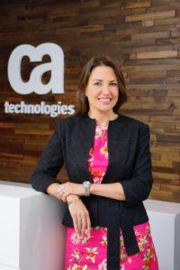 Claudia Vasquez, presidente na América Latina da empresa de softwares CA Technologies e uma forte defensora de políticas mais igualitárias nas empresas