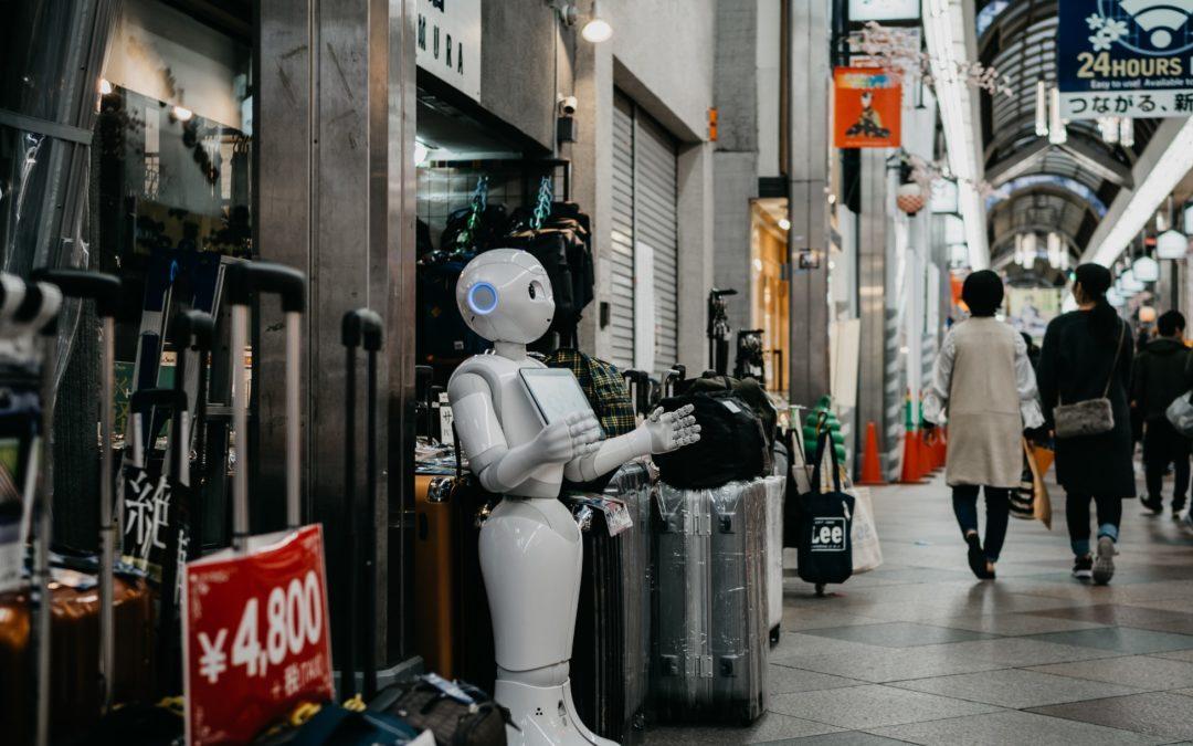 A Inteligência Artificial vai substituir o trabalho de Devs?